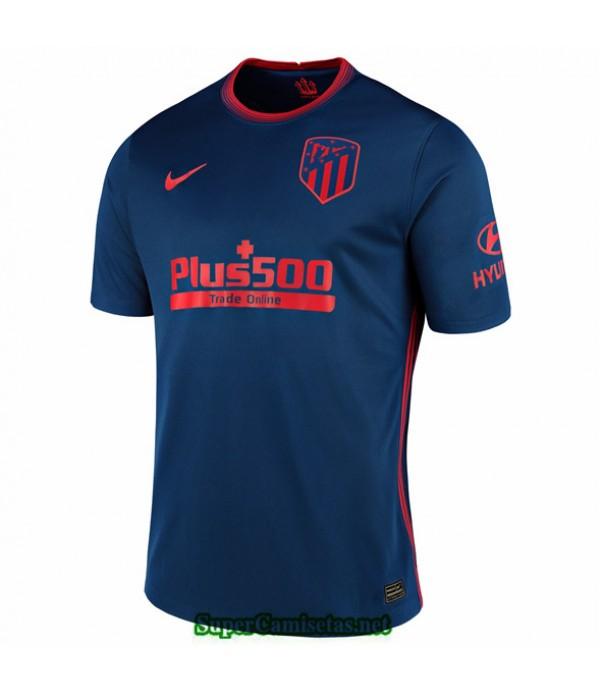 Tailandia Segunda Equipacion Camiseta Atletico De Madrid 2020