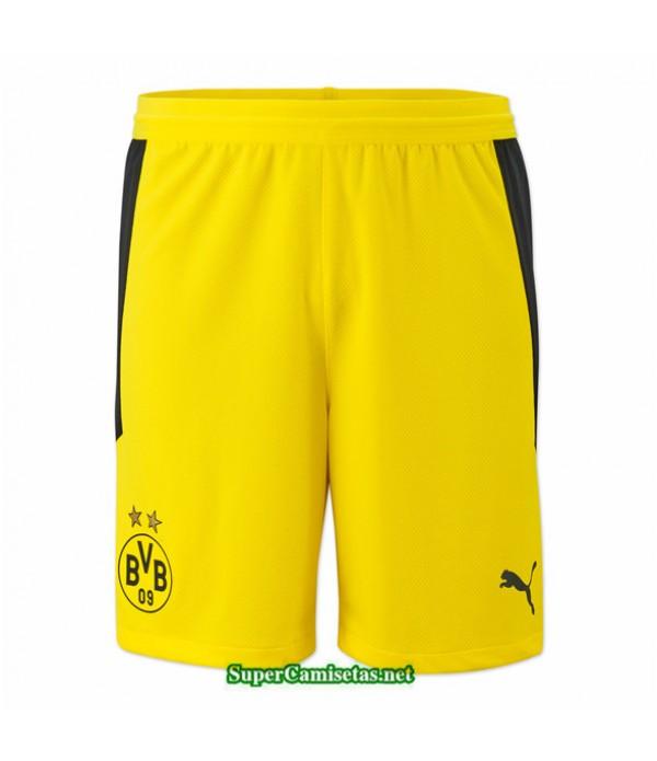 Tailandia Segunda Equipacion Camiseta Borussia Dortmund Pantalones 2020/21