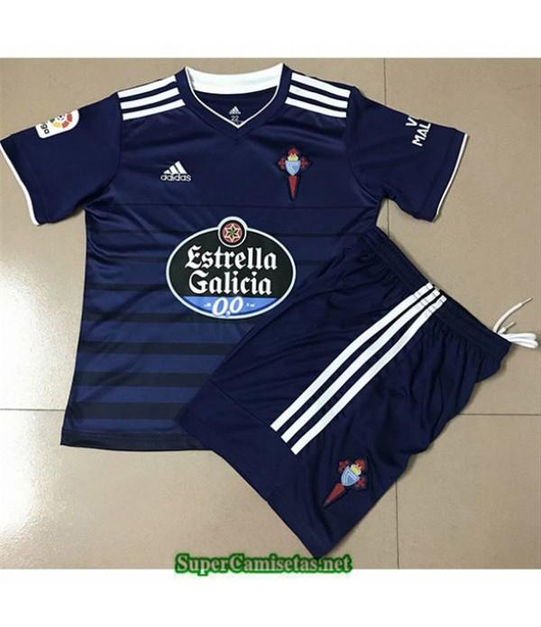 Tailandia Segunda Equipacion Camiseta Celta De Vigo Niños 2020