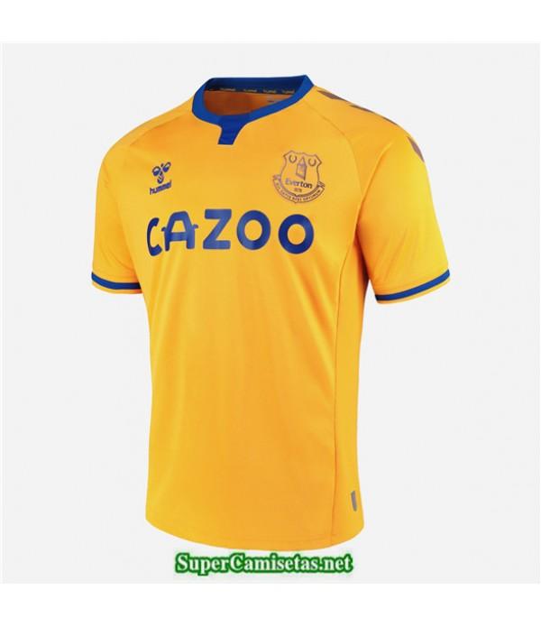 Tailandia Segunda Equipacion Camiseta Everton 2020