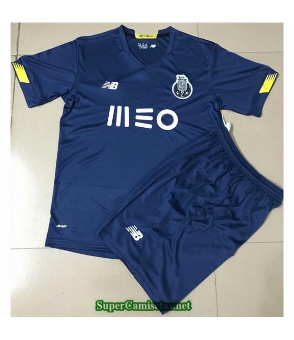 Tailandia Segunda Equipacion Camiseta Fc Porto Niños 2020