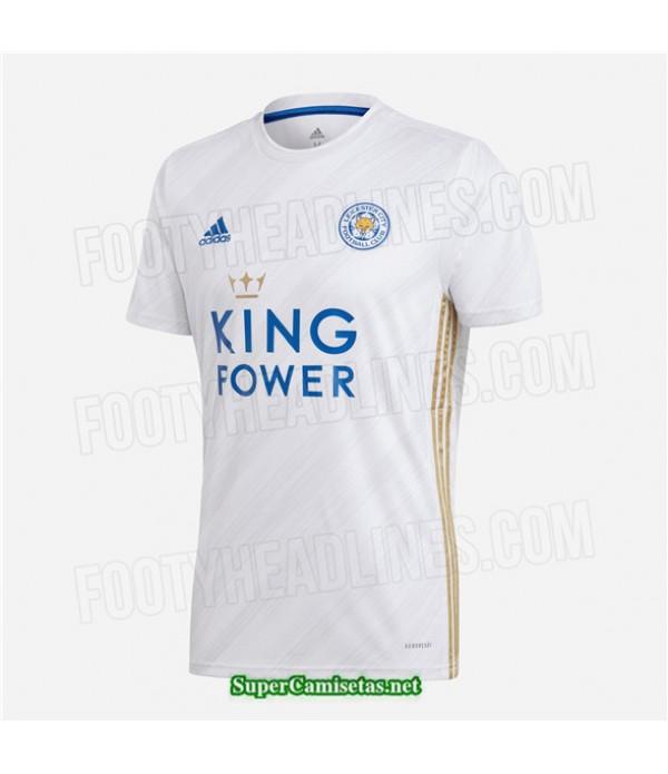 Tailandia Segunda Equipacion Camiseta Leicester City 2020