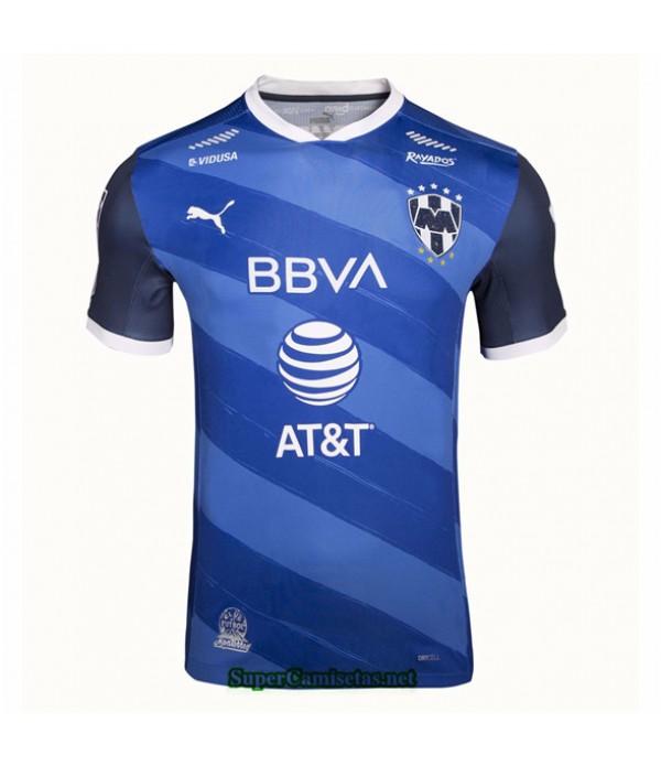 Tailandia Segunda Equipacion Camiseta Monterrey 2020
