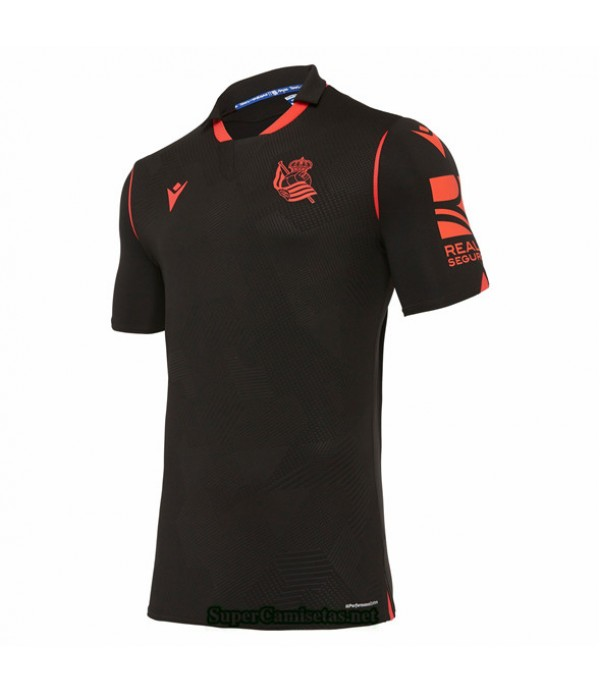 Tailandia Segunda Equipacion Camiseta Real Sociedad 2020