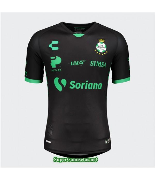 Tailandia Segunda Equipacion Camiseta Santos Laguna 2020