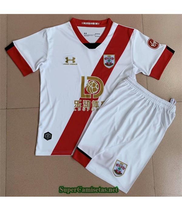 Tailandia Segunda Equipacion Camiseta Southampton Niños 2020