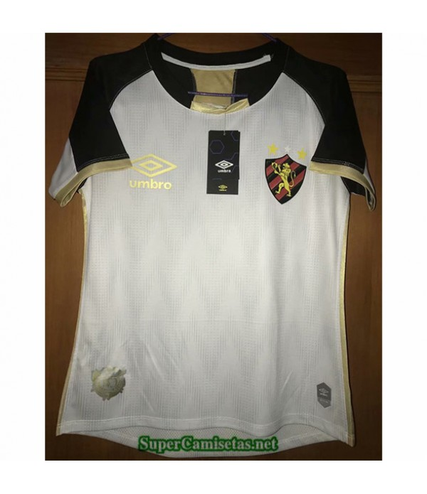 Tailandia Segunda Equipacion Camiseta Sport Recife Mujer 2020