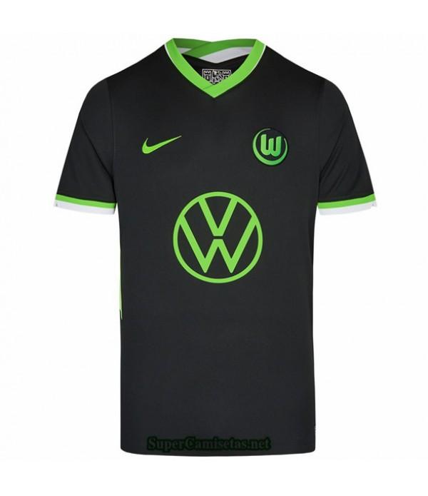 Tailandia Segunda Equipacion Camiseta Vfl Wolfsburg 2020