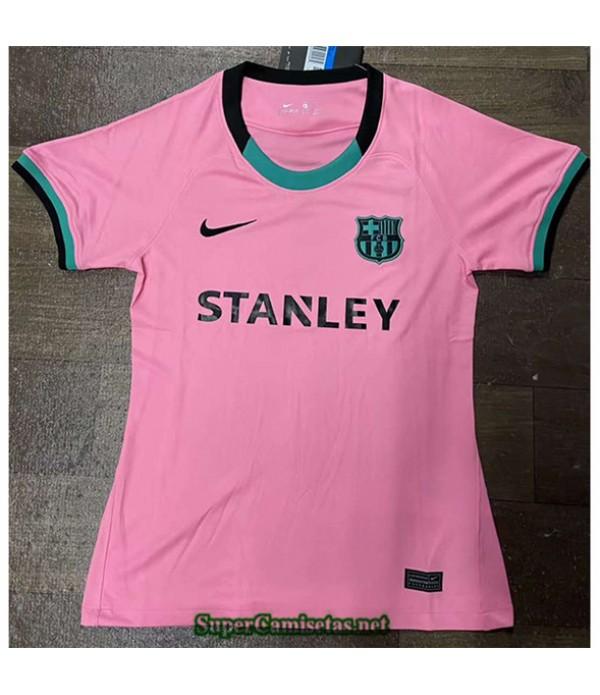 Tailandia Tercera Equipacion Camiseta Barcelona Mu...