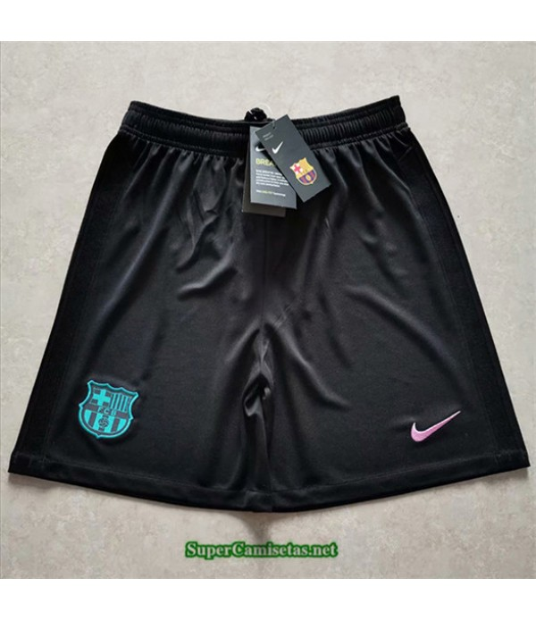 Tailandia Tercera Equipacion Camiseta Barcelona Pantalones 2020/21