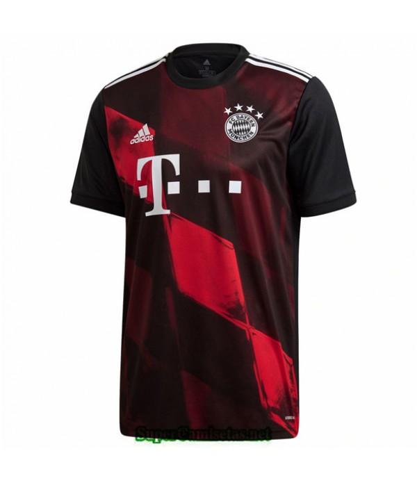 Tailandia Tercera Equipacion Camiseta Bayern Munich 2020 Fuga