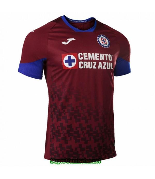 Tailandia Tercera Equipacion Camiseta Cruz Azul 2020