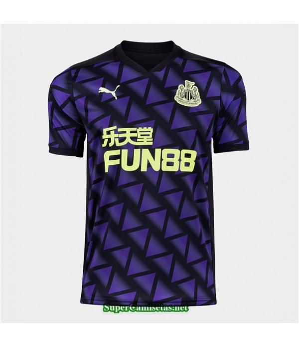 Tailandia Tercera Equipacion Camiseta Newcastle United 2020