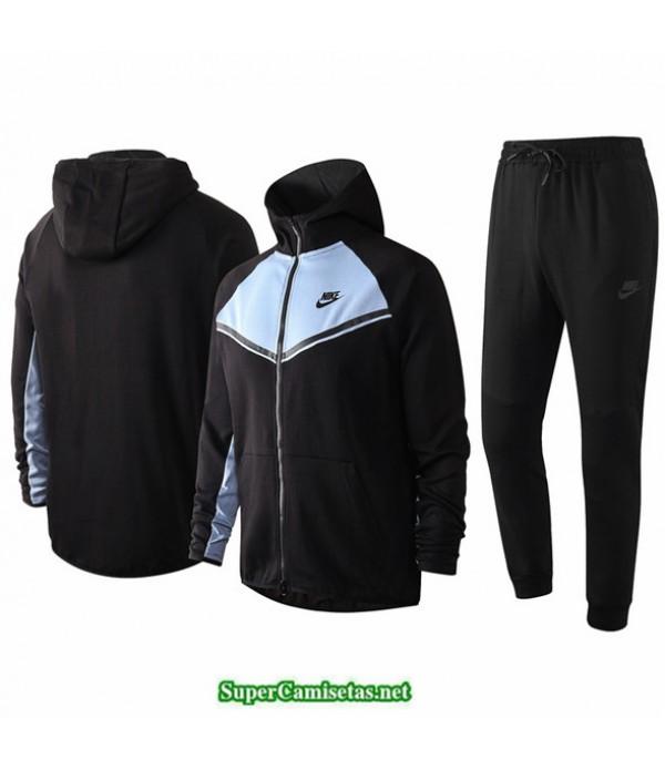 Tailandia Veste Sudaderas De Futbol Nike Negro/violeta Claro 2020