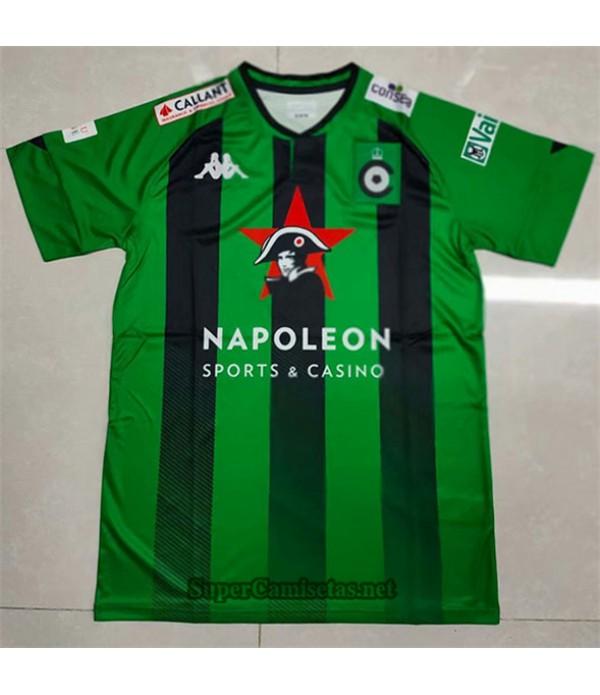 Tailandia Camiseta Bruges Verde 2020/21