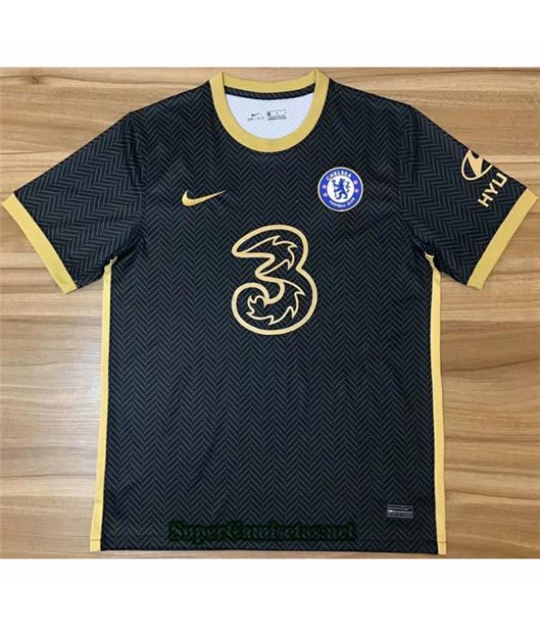 Tailandia Camiseta Chelsea Negro 2020/21