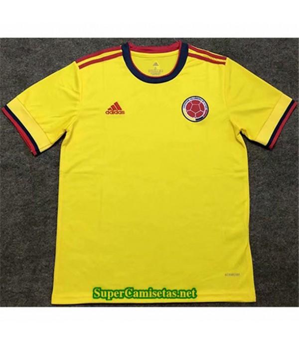 Tailandia Camiseta Colombia Amarillo 2020/21