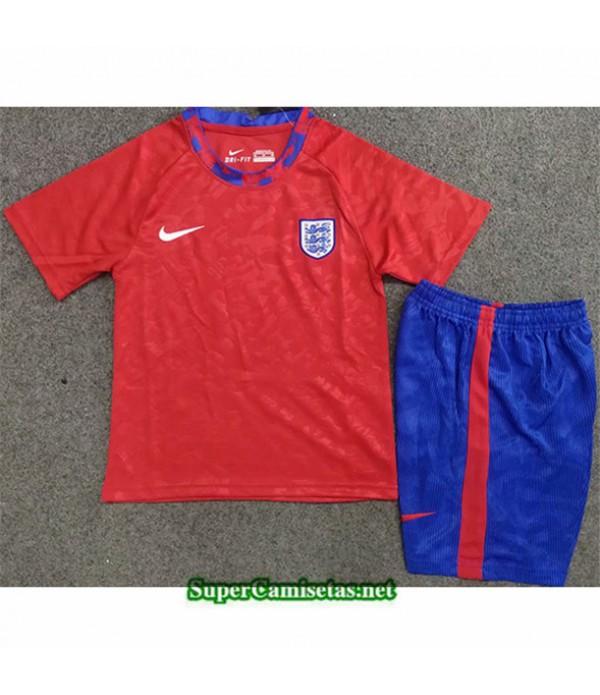 Tailandia Camiseta Inglaterra Enfant Rojo 2020/21