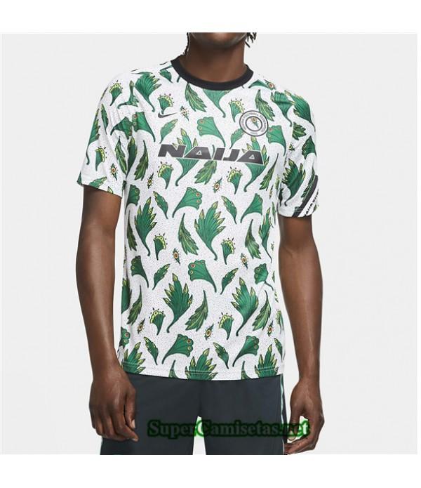 Tailandia Camiseta Nigeria Pre Match 2020/21