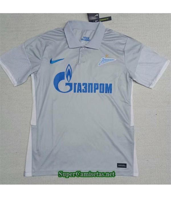 Tailandia Camiseta Zenit St Petersburg Gris 2020/21