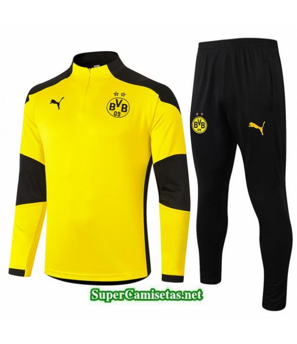 Tailandia Chandal Borussia Dortmund Amarillo 2020/21