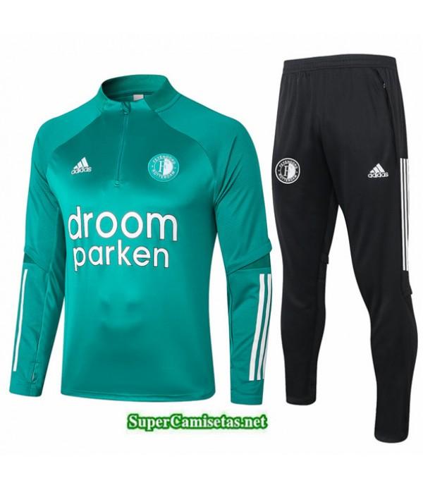 Tailandia Chandal Feyenoord Verde 2020/21