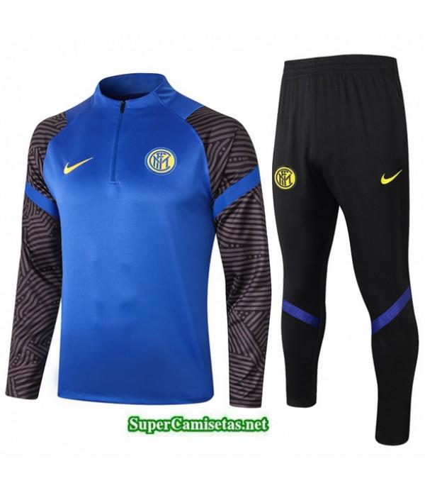Tailandia Chandal Inter Milan Azul 2020/21