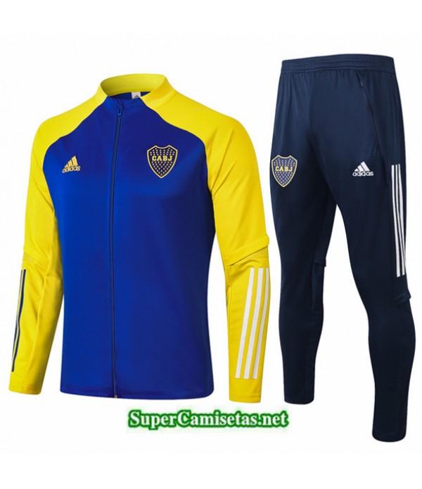 Tailandia Chaqueta Chandal Boca Juniors Azul/amarillo 2020/21