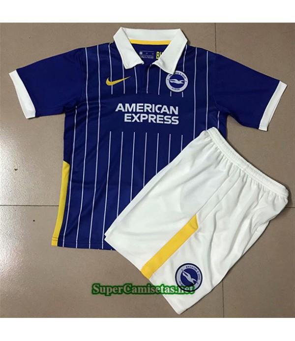Tailandia Primera Equipacion Camiseta Brighton Niños 2020/21