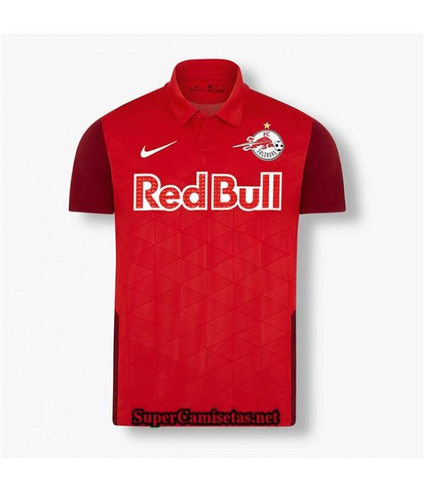 Tailandia Primera Equipacion Camiseta Bull Leipzig 2020/21