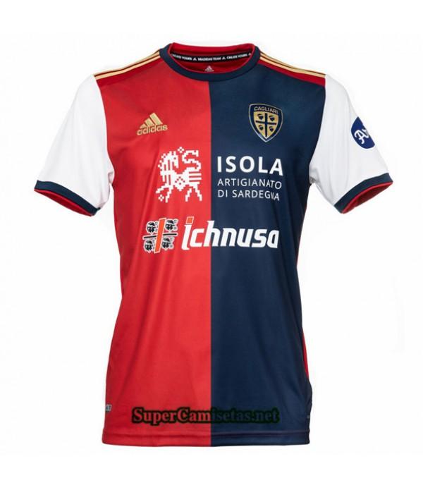 Tailandia Primera Equipacion Camiseta Cagliari 2020/21