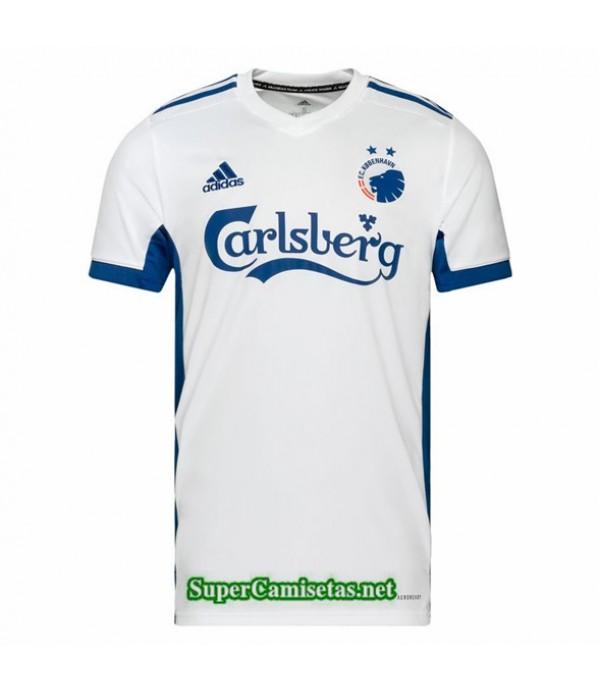 Tailandia Primera Equipacion Camiseta Copenhagen 2020/21