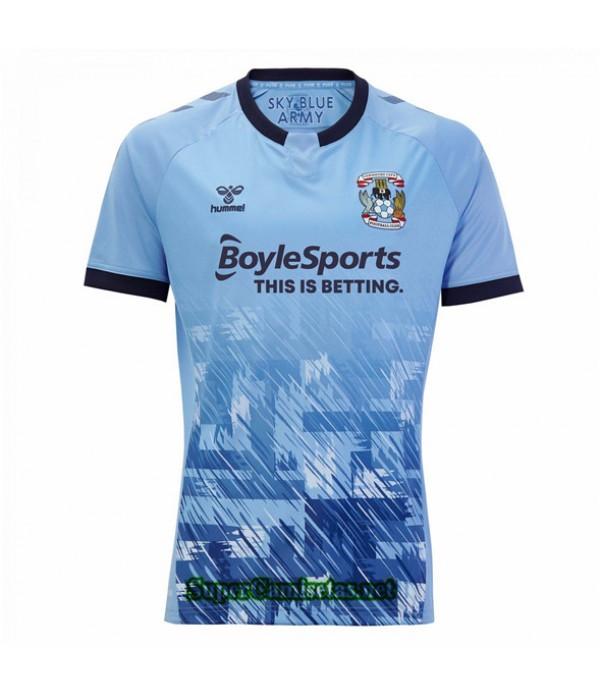 Tailandia Primera Equipacion Camiseta Coventry 2020/21