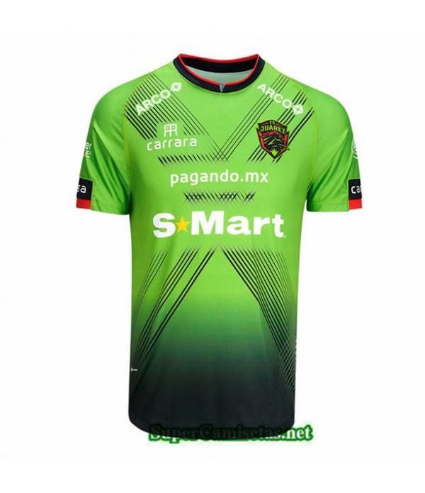 Tailandia Primera Equipacion Camiseta Fc Juarez 2020/21