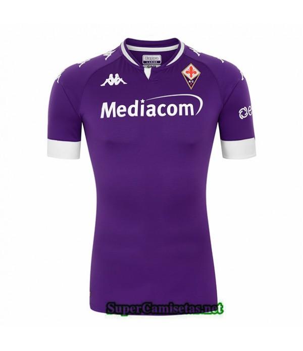 Tailandia Primera Equipacion Camiseta Fiorentina 2020/21