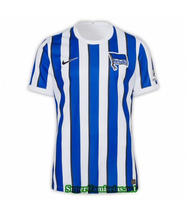 Tailandia Primera Equipacion Camiseta Hertha Berlin 2020/21