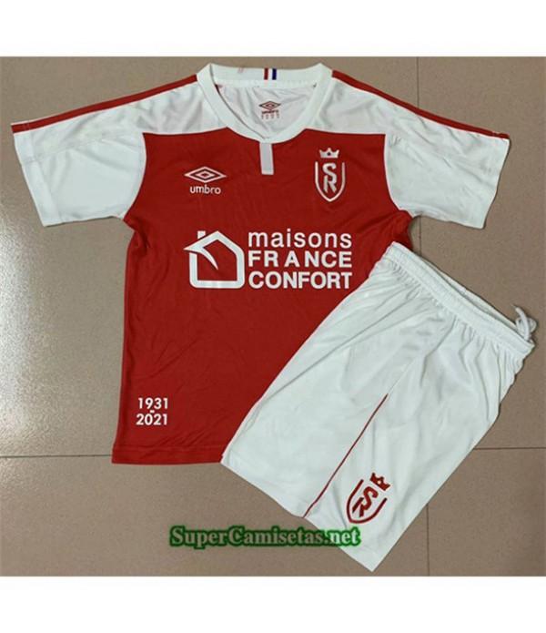 Tailandia Primera Equipacion Camiseta Lance Niños 2020/21