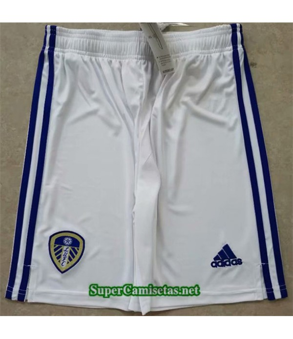 Tailandia Primera Equipacion Camiseta Leeds United Pantalones 2020/21