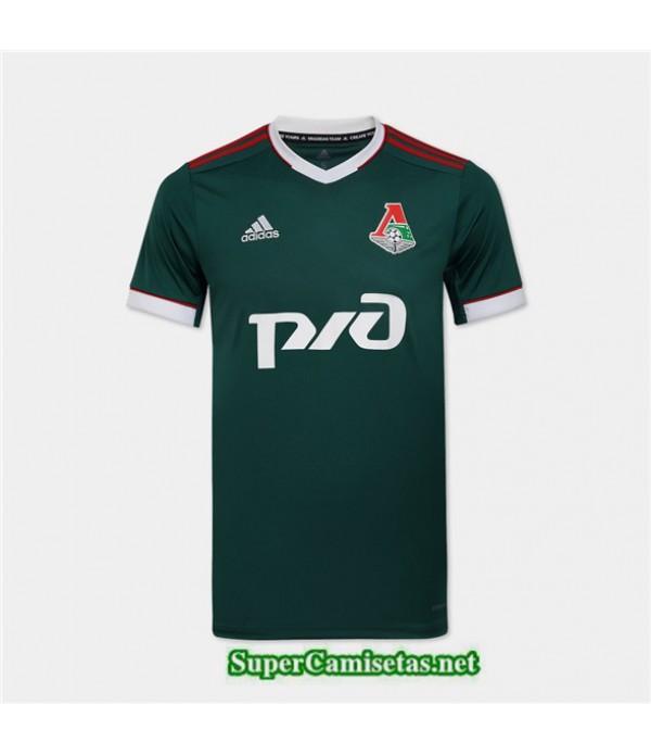 Tailandia Primera Equipacion Camiseta Lokomotiv Moscow 2020/21