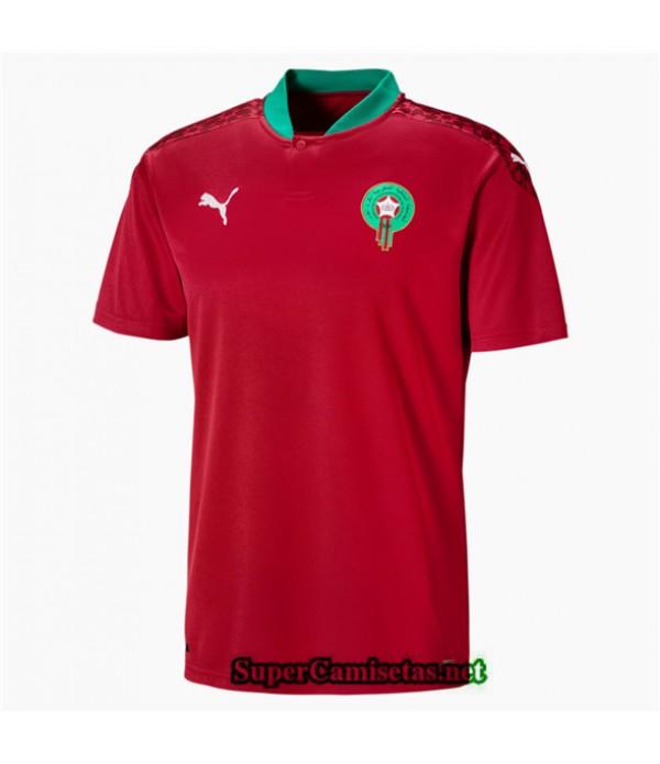 Tailandia Primera Equipacion Camiseta Marruecos 2020/21