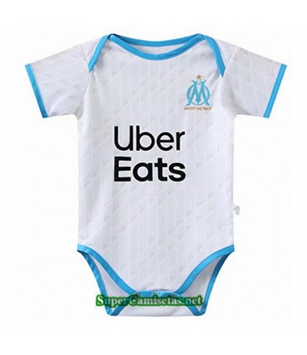 Tailandia Primera Equipacion Camiseta Marsella Bab...