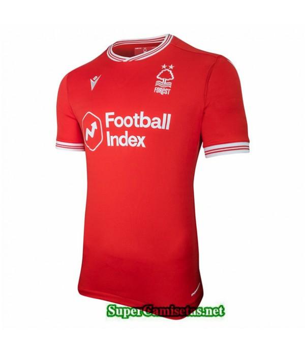 Tailandia Primera Equipacion Camiseta Nottingham Forest 2020/21