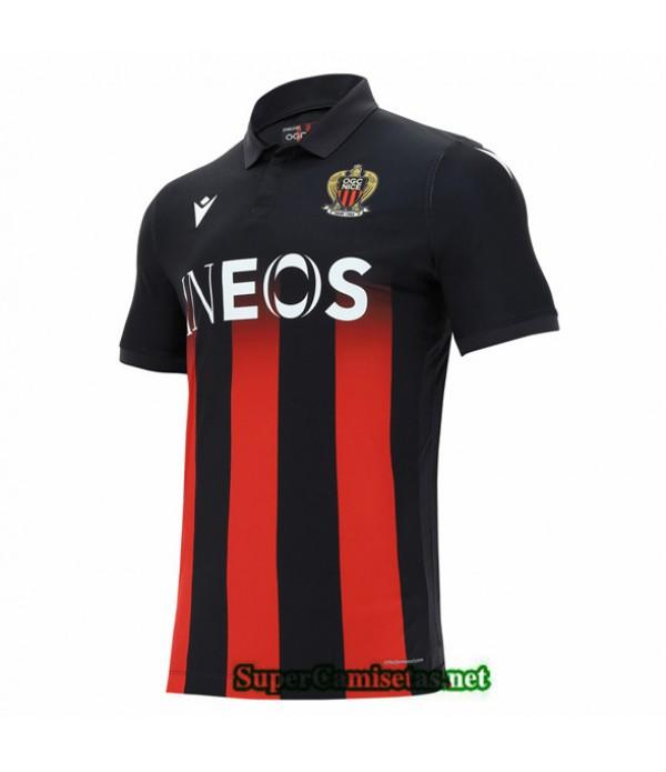 Tailandia Primera Equipacion Camiseta Ogc Nice 2020/21