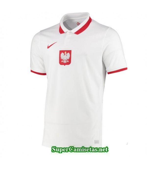 Tailandia Primera Equipacion Camiseta Polonia 2020/21