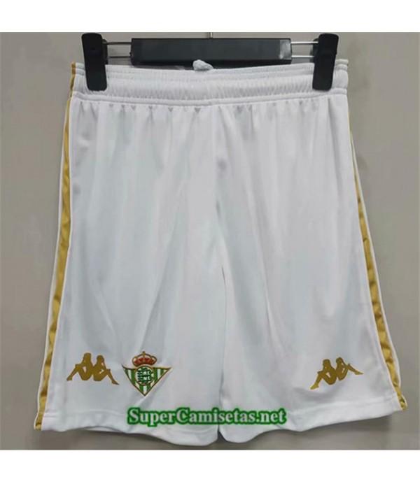 Tailandia Primera Equipacion Camiseta Real Betis Pantalones 2020/21