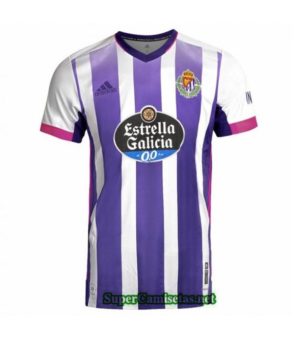 Tailandia Primera Equipacion Camiseta Real Valladolid 2020/21