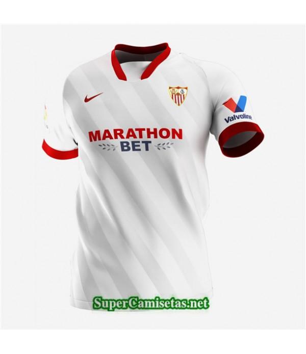 Tailandia Primera Equipacion Camiseta Sevilla 2020/21