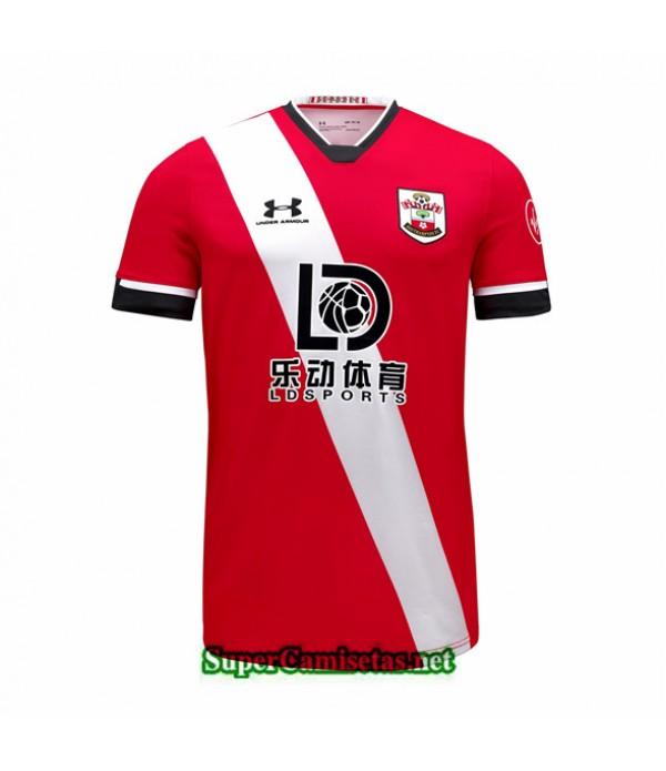 Tailandia Primera Equipacion Camiseta Southampton 2020/21