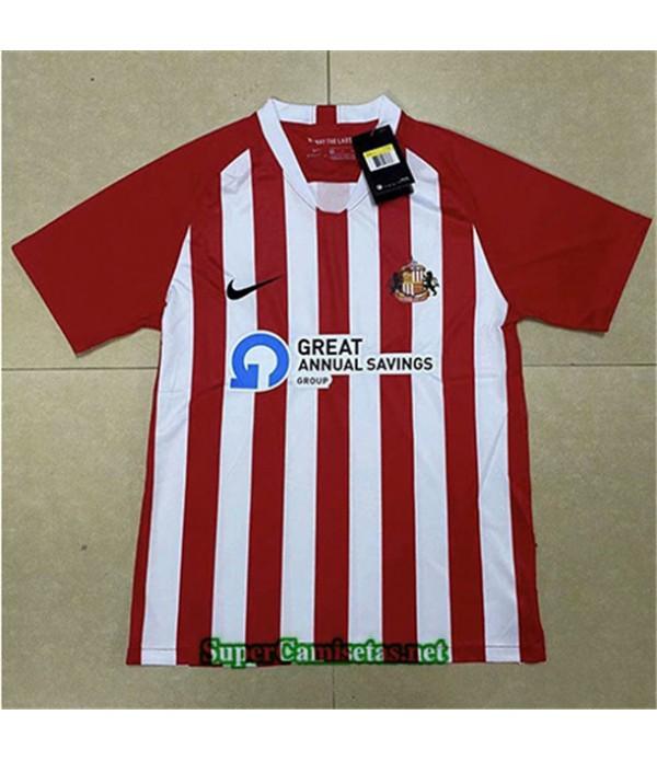 Tailandia Primera Equipacion Camiseta Sunderland 2020/21
