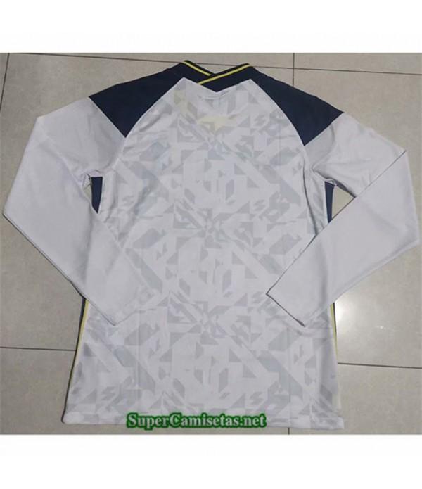 Tailandia Primera Equipacion Camiseta Tottenham Hotspur Manga Larga 2020/21